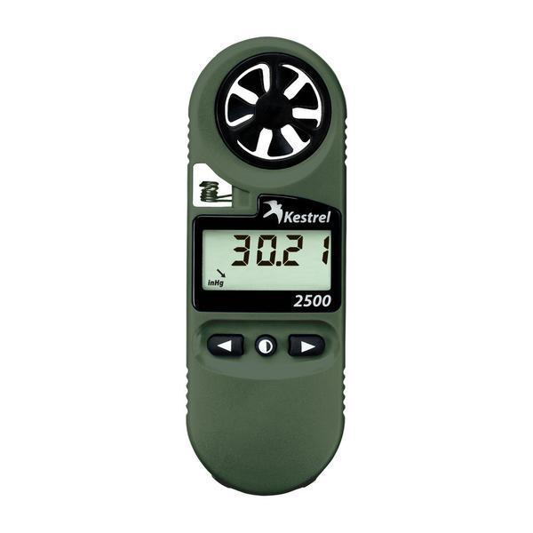 Kestrel 2500 Weather Tracker Meter (Anemometer)  #0825NVOLV - Australian Tactical Precision