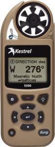 Kestrel 5500 Weather Meter (Anemometer) - Australian Tactical Precision