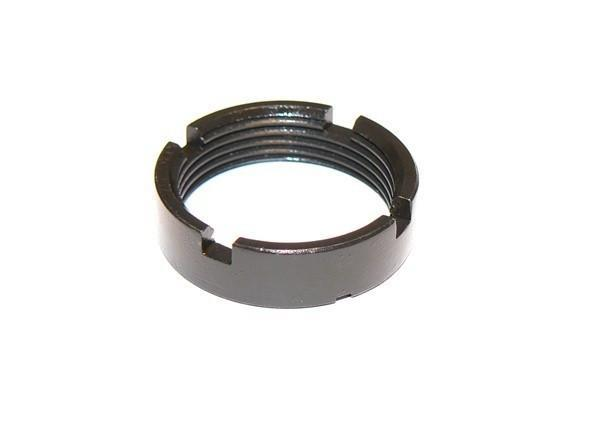 MDT Castle Nut for Buffer Tube, Mil-Spec and Commercial #100222-BLK - Australian Tactical Precision