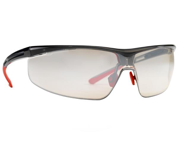 Honeywell Adaptec Shooting Safety Glasses - Regular Size - Clear, Amber, Smoke, Silver Mirror - Australian Tactical Precision