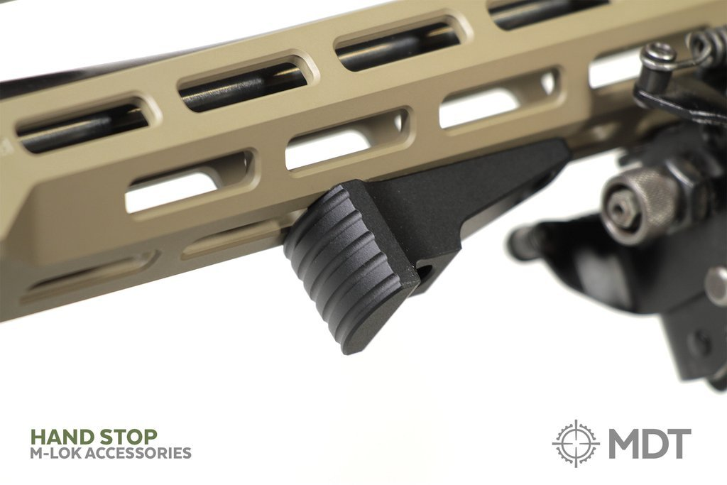MDT Hand Stop for M-LOK Forends #103216-BLK - Australian Tactical Precision