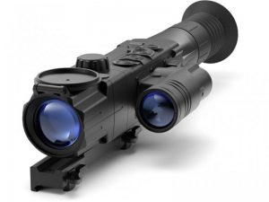 Pulsar Digisight Ultra N450 4.5-18x50 Digital Night Vision Rifle Scope - Australian Tactical Precision