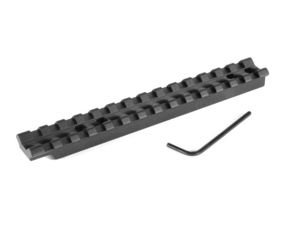 EGW Lightweight Tactical Picatinny Scope Mount Rail Base - Savage - Australian Tactical Precision