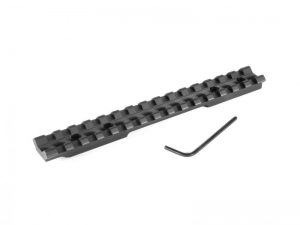 EGW Lightweight Tactical Picatinny Scope Mount Rail Base - Browning - Australian Tactical Precision