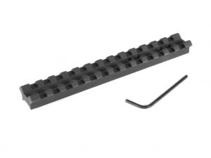 EGW Lightweight Tactical Picatinny Scope Mount Rail Base - Thompson Center T/C - Australian Tactical Precision