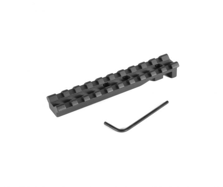 EGW Pistol Handgun Picatinny Weaver Scope Rail Mount Rail Base - Australian Tactical Precision