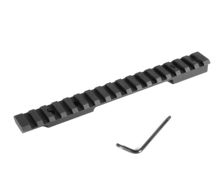 EGW HD Heavy Duty Tactical Picatinny Weaver Scope Mount Rail Base - Winchester - Australian Tactical Precision