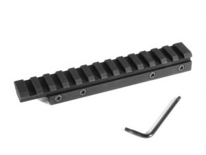 EGW HD Heavy Duty Tactical Picatinny Weaver Scope Mount Rail Base - CZ - Australian Tactical Precision