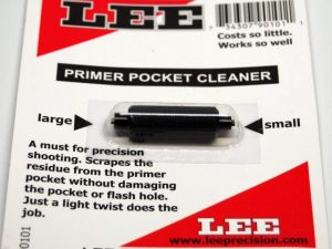 Lee Precision Primer Pocket Cleaner  #90101 - Australian Tactical Precision