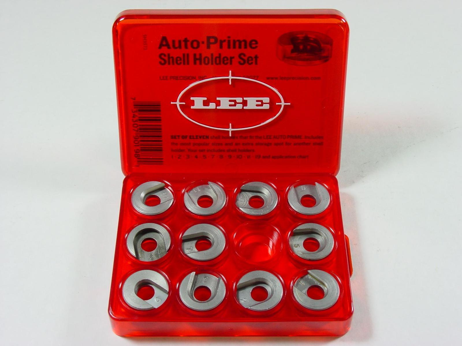 Lee Precision Auto Prime Shellholder Set #90198 - Australian Tactical Precision