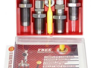 Lee Precision Carbide 4 Reloading Die Deluxe Set for Handgun/Pistol Calibers - Australian Tactical Precision