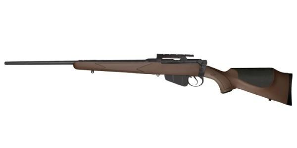 ATI .303 / .308 Lee Enfield SMLE No. 1 Mk 3 Monte Carlo Stock, Brown or Black - Australian Tactical Precision