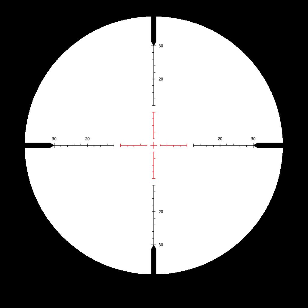 Athlon Midas BTR Gen 2, 4.5-27x50 Rifle Scope AHMR SFP IR MOA Illuminated Reticle #213023 - Australian Tactical Precision