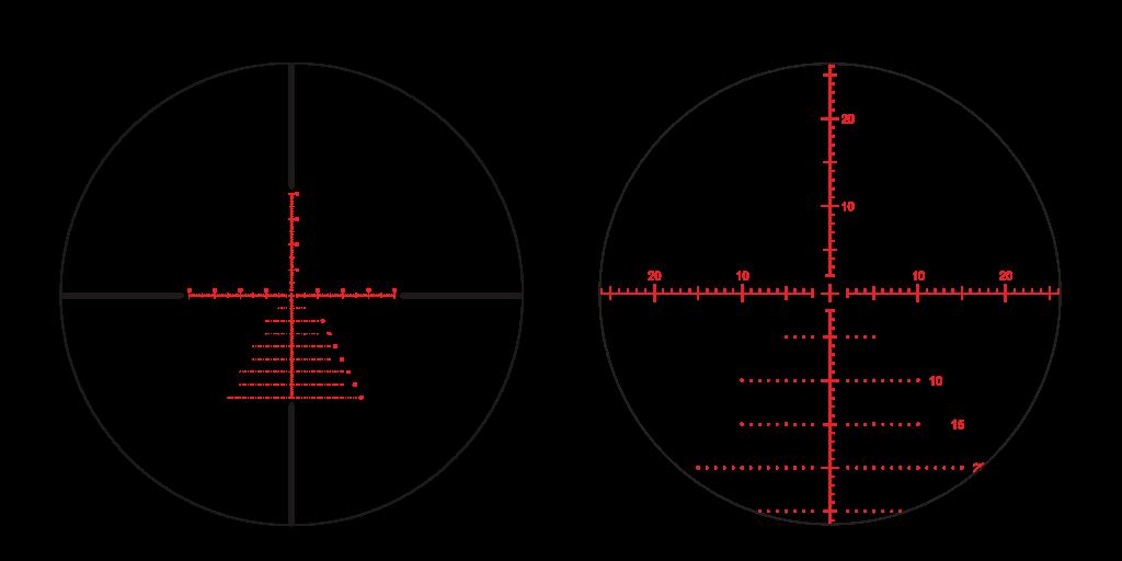 Athlon Helos BTR 6-24x50 Rifle Scope APLR2 FFP IR MOA Illuminated Reticle #214106 - Australian Tactical Precision