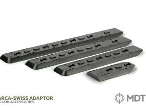MDT ARCA Swiss / RRS Rail Adaptor (M-LOK) - Various Lengths - Australian Tactical Precision