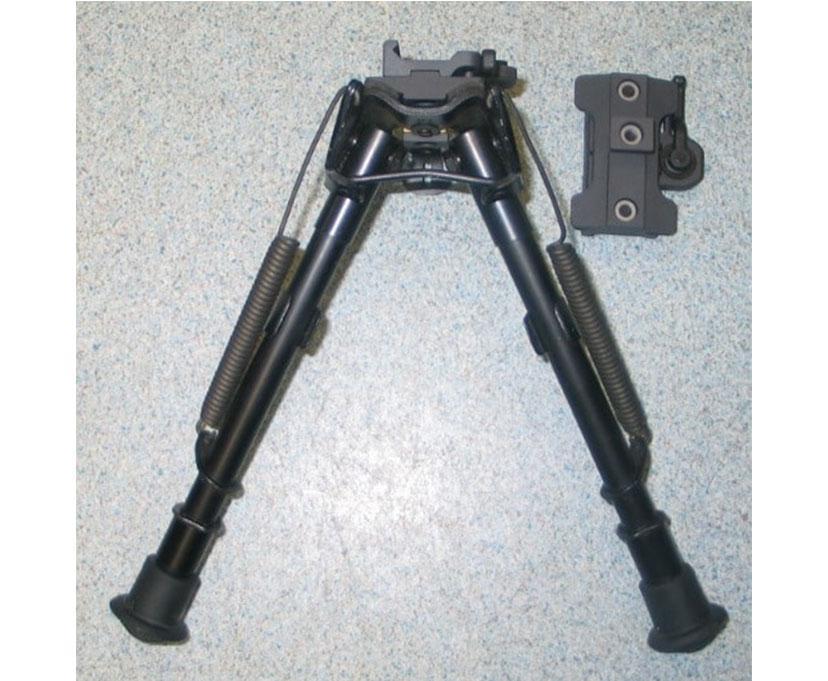A.R.M.S. ARMS 32 Single Throw Quick Detach QD Picatinny Lever for Harris Bipods - Australian Tactical Precision