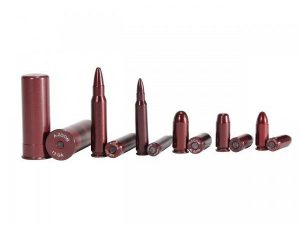 A-Zoom Snap Caps Dummy Training Rounds - Pistol / Handgun Calibers - Australian Tactical Precision