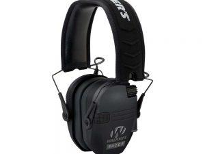 Walker's Razor Slim Electronic Earmuffs Ear Muffs NRR 23DB Black #GWP-RSEM - Australian Tactical Precision