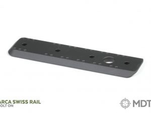 MDT Bolted ARCA Swiss / RRS Rail Adaptor 103825-BLK - Australian Tactical Precision