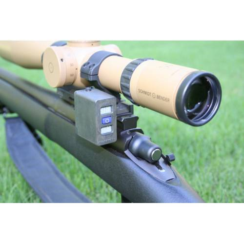 Rianov CSI Digital Cant and Slope (Cosine) Indicator with Picatinny Rail Mount - Australian Tactical Precision