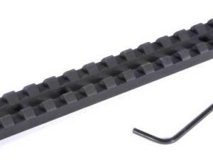 EGW Lightweight Tactical Picatinny Scope Mount Rail Base - Ruger - Australian Tactical Precision