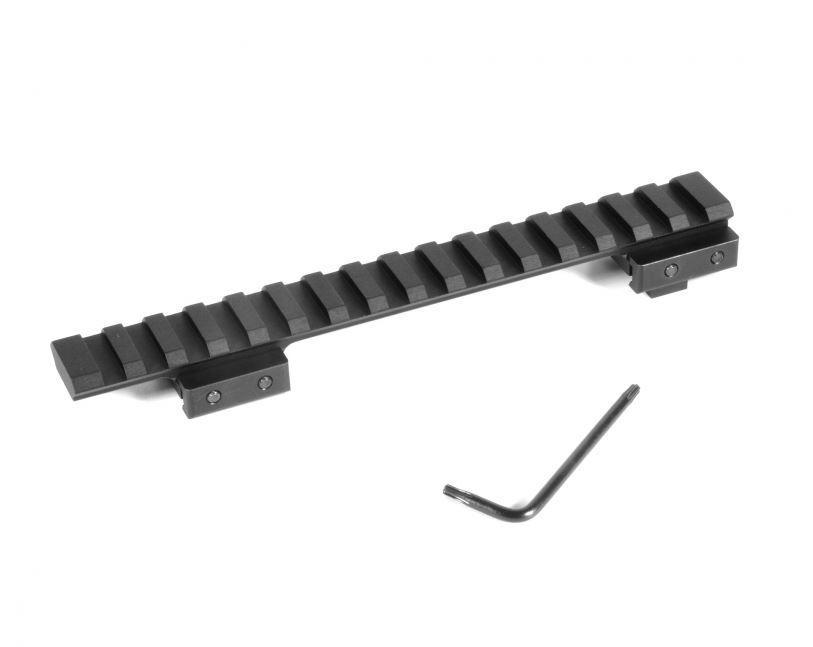 EGW HD Heavy Duty Tactical Picatinny Weaver Scope Mount Rail Base - CZ - Australian Tactical Precision