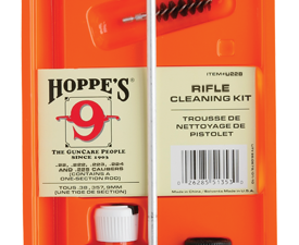 Hoppe's No. 9 Pistol, Rifle and Shotgun Cleaning Kits with Brushes, Oil and Solvent - Various Models - Australian Tactical Precision