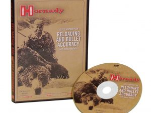 Hornady Reloading and Bullet Accuracy DVD #9979 - Australian Tactical Precision