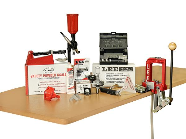 Lee Precision Breech Lock Challenger Reloading Press Kit  #90030 - Australian Tactical Precision