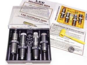 Lee Precision Ultimate 4 Reloading Die Set for Rifle Calibers - Australian Tactical Precision