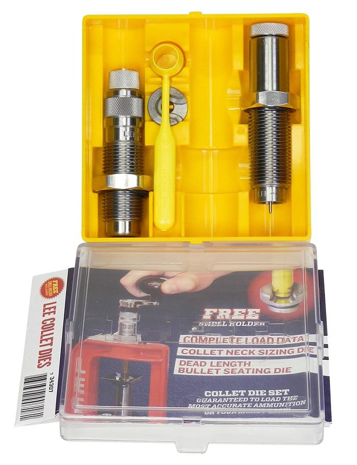 Lee Precision Collet Neck Sizing 2 Reloading Die Set for Rifle Calibers - Australian Tactical Precision