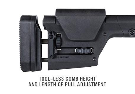 Magpul PRS Gen 3 Precision Adjustable Butt Stock MAG672 - Australian Tactical Precision