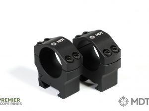 MDT Premier Tactical Picatinny Scope Rings - Australian Tactical Precision