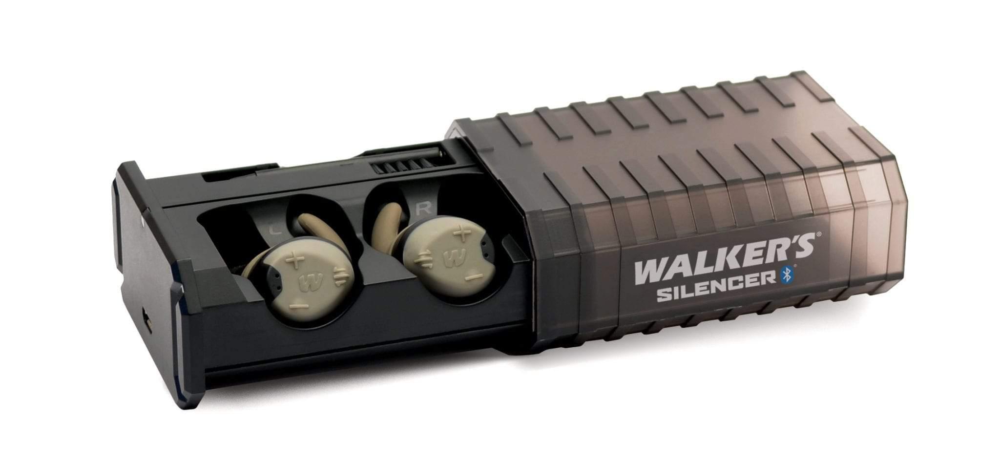 Walker's Silencer Bluetooth Rechargeable In the Ear Electronic Ear Buds/Ear Muffs #GWP-SLCR-BT - Australian Tactical Precision