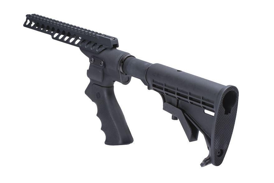 "Mesa Tactical High Tube Stock Adapter with 9.5"" Rail for Remington 870 12ga #90630 - Australian Tactical Precision"