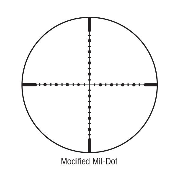 Sightron SIII 10x42 Rifle Scope MMD Modified Mil-Dot Reticle #25143 - Australian Tactical Precision