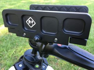 Black Rifle The Monkey Clamp, Universal Tripod Saddle Mount, Stock/Chassis Clamp - Australian Tactical Precision