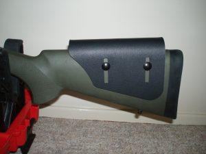 ATP Adjustable Kydex Cheekrest Cheek Rest - Type 2 - Australian Tactical Precision