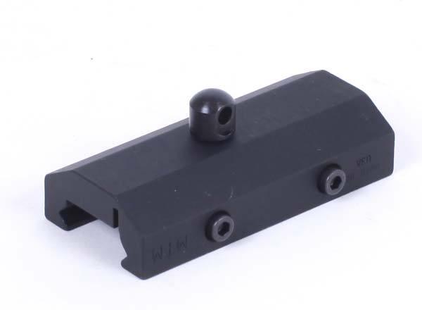 MIM Picatinny Rail to Sling Stud Adaptor for Harris Bipods PRA - Australian Tactical Precision