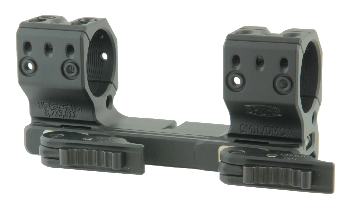 Spuhr ISMS One Piece Unimount Scope Mount / Rings - QDP Picatinny Quick Detach - Australian Tactical Precision