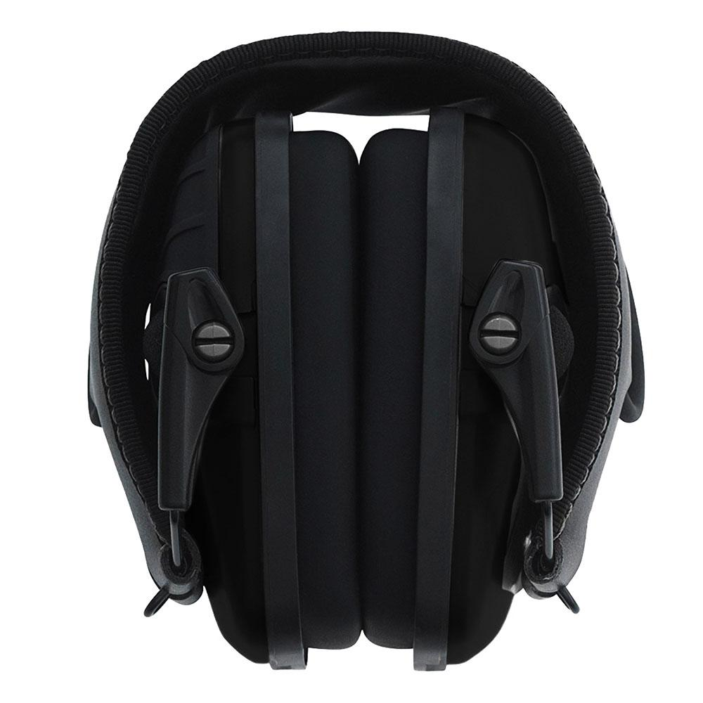 Howard Leight Impact Sport Electronic Earmuff Ear Muffs SNR 25DB Class 4 Black #1030942 - Australian Tactical Precision