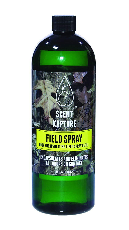 Scent Kapture Field Spray - Odour Encapsulating Field Spray Refill 34 fl oz (1 Litre) - Australian Tactical Precision