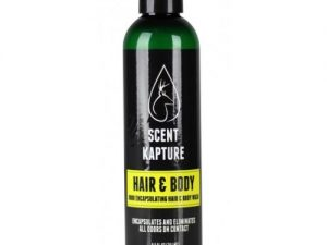 Scent Kapture Hair & Body - Odour Encapsulating Shampoo & Body Wash - Australian Tactical Precision