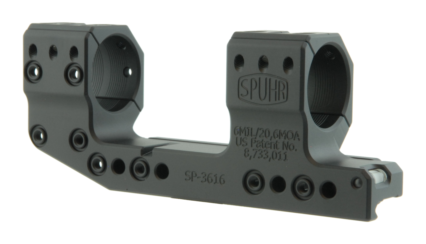 Spuhr ISMS One Piece Unimount Scope Mount / Rings - SP Picatinny 30mm - Australian Tactical Precision