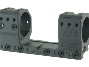 Spuhr ISMS One Piece Unimount Scope Mount / Rings - SP Picatinny 34mm - Australian Tactical Precision