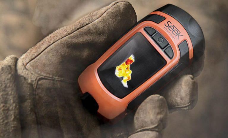 Seek Thermal Reveal Fire PRO FastFrame Thermal Imaging Camera IP67 Rated - Australian Tactical Precision