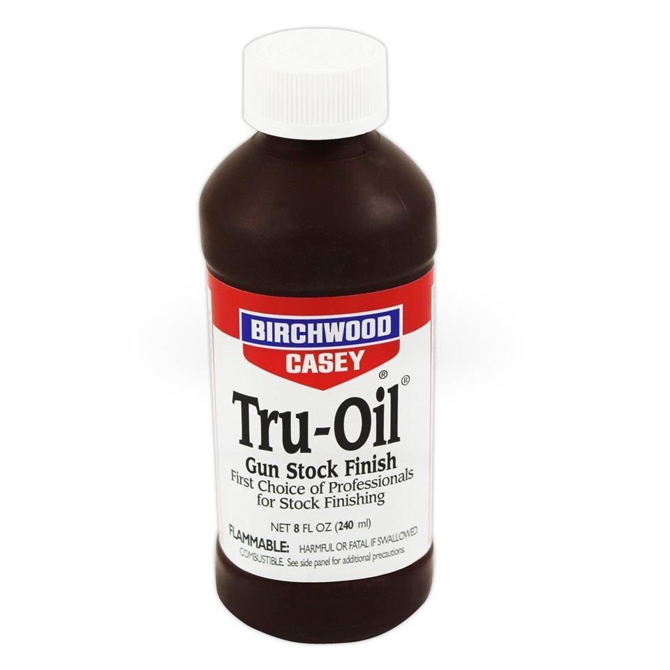 Birchwood Casey Tru-Oil Gun Stock Wood Finish Liquid 8oz #23035 - Australian Tactical Precision