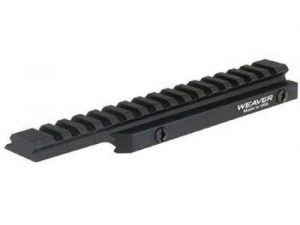 Weaver Tactical AR Flat Top Picatinny Riser Extension Rail - Australian Tactical Precision
