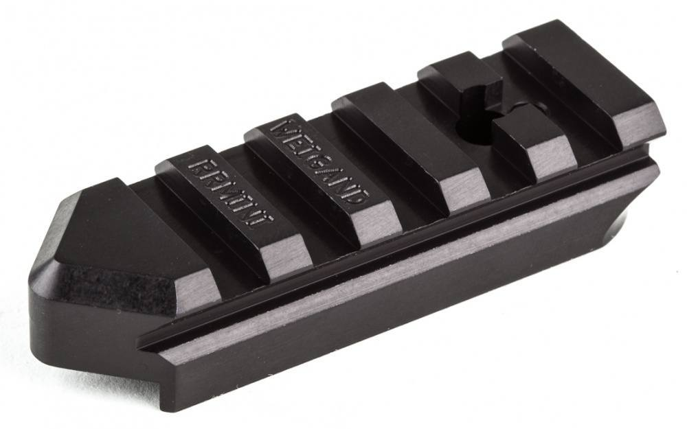 Weigand WEIG-A-TINNY MINI Picatinny Pistol Scope Rail for Ruger Revolvers - Australian Tactical Precision