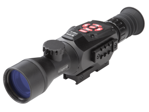 ATN X-Sight II Smart HD 3-14x Day & Night Vision Rifle Scope - Australian Tactical Precision